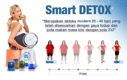 Jual Produk Smart Detox Untuk Kesehatan dan Pelangsing Badan Terpercaya di Babakan Tangerang Selatan