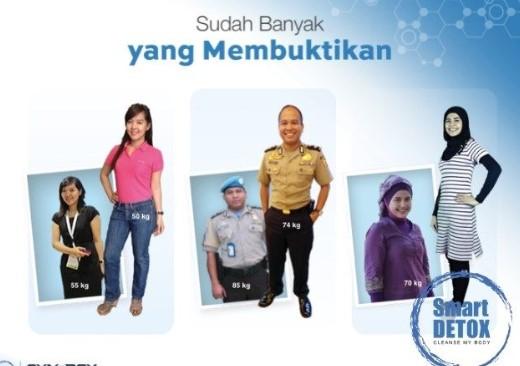 Jual Produk Smart Detox Untuk Kesehatan dan Pelangsing Badan Terpercaya di Cimandala Kabupaten Bogor