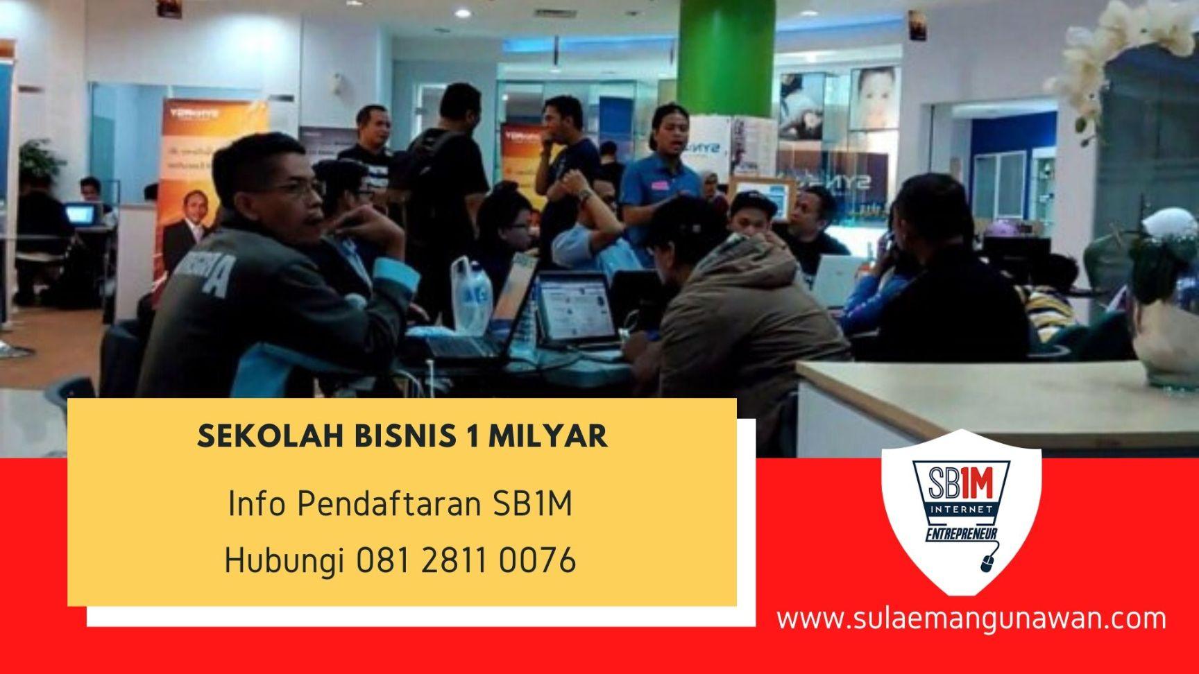 Sekolah Bisnis Online Terbaik di Utan Kayu Selatan Jakarta Timur Hubungi 081 2811 0076