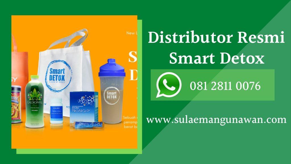 Jual Produk Smart Detox Untuk Kesehatan dan Pelangsing Badan Terpercaya di Susukan Jakarta Timur