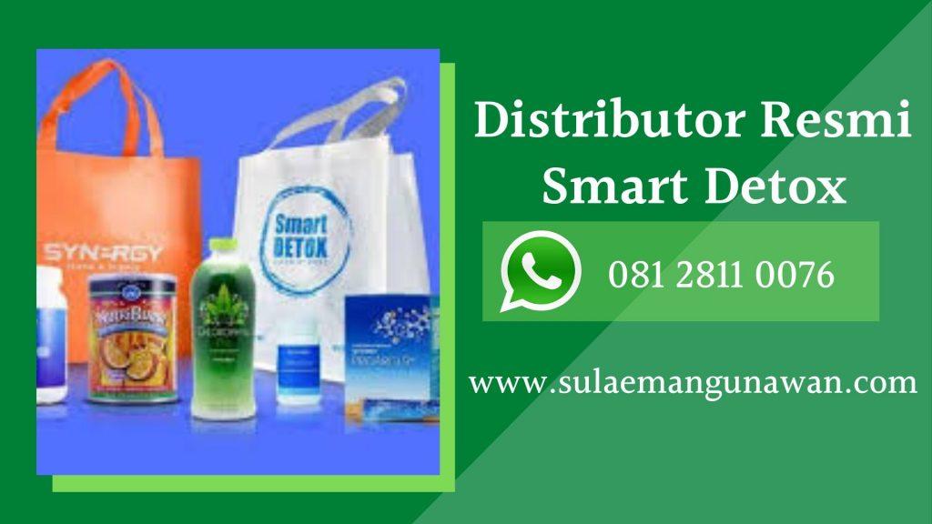Jual Produk Smart Detox Untuk Kesehatan dan Pelangsing Badan Terpercaya di Bintaro Jakarta Selatan