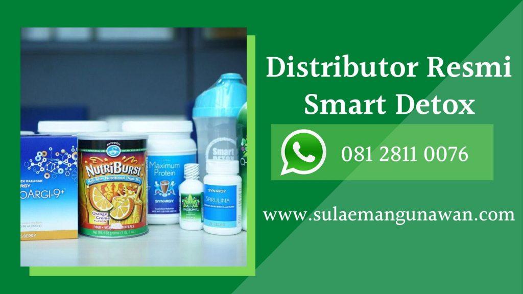 Jual Produk Smart Detox Untuk Kesehatan dan Pelangsing Badan Terpercaya di Setiadarma Bekasi
