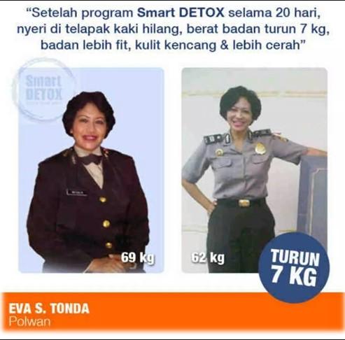 Jual Produk Smart Detox Untuk Kesehatan dan Pelangsing Badan Terpercaya di Mojokerto